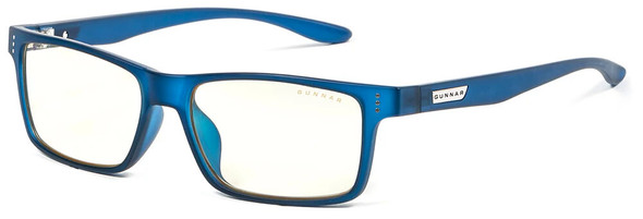 Gunnar Cruz Computer Glasses with Navy Frame and Clear Lens
