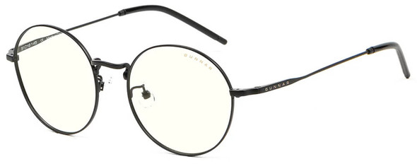 Gunnar Ellipse Computer Glasses with Onyx Frame and Clear Lens