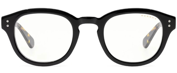 Gunnar Emery Computer Glasses with Onyx Jasper Frame and Clear Lens - Front