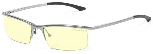 Gunnar Emissary Computer Glasses with Mercury Frame and Amber Lens