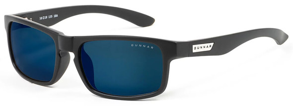 Gunnar Enigma Sunglasses with Onyx Frame and Sun Lens