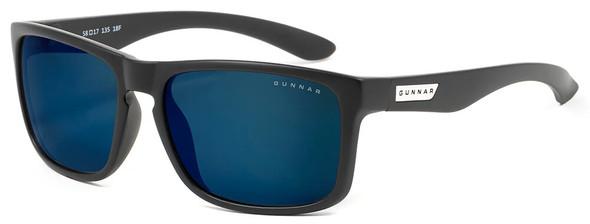 Gunnar Intercept Sunglasses with Onyx Frame and Sun Lens