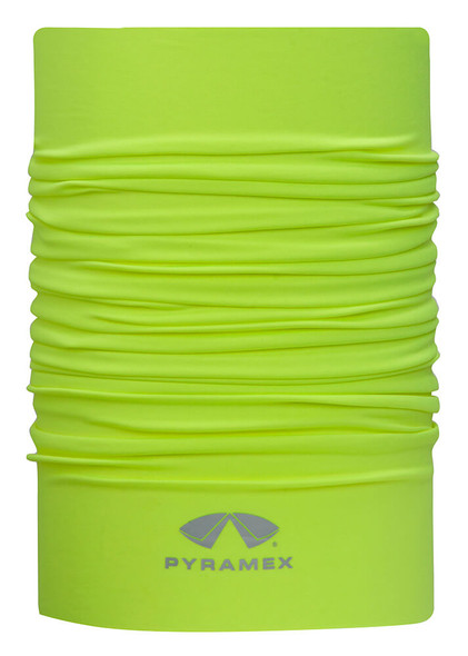 Pyramex MPB10 Hi-Vis Lime Multi-Purpose Cooling Band
