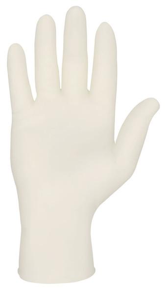 MCR SensaTouch Disposable Gloves, Natural Latex, Medical Grade, Powder Free, 5-Mil (Box 100) - Glove