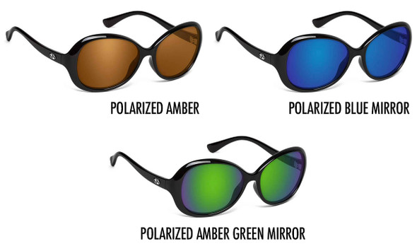 ONOS Cat Island Polarized Bifocal Sunglasses - 3 Lens Color Options