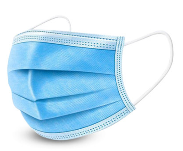 Disposable 3-Ply Surgical Mask FDA-Approved SM100