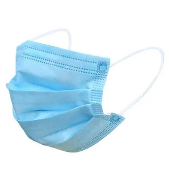 Disposable 3-Ply Medical Face Masks FDA-Registered For General Use MED-1001