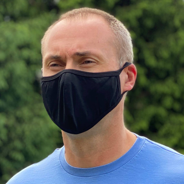 Cloth Face Mask Washable And Reusable 100% Cotton