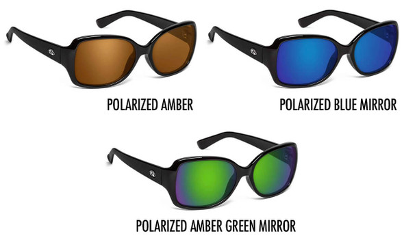 ONOS Sierra Polarized Bifocal Sunglasses - 3 Lens Color Options