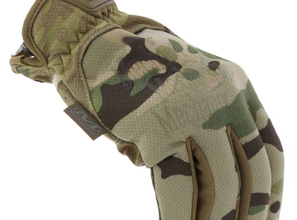 Mechanix FFTAB-78 FastFit Gloves, MultiCam 1