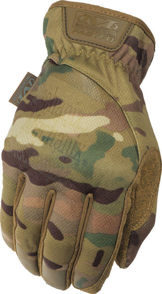 Mechanix FFTAB-78 FastFit Gloves, MultiCam