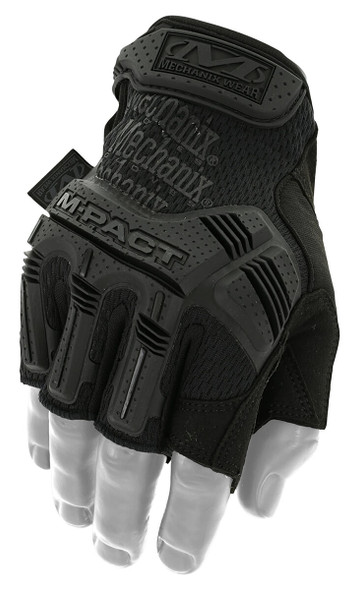 Mechanix MFL-55 M-Pact Fingerless Covert Gloves, Black