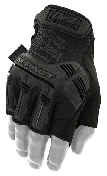 Mechanix MFL-55 M-Pact Fingerless Covert Gloves, Black