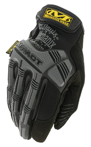 Mechanix MPT-58 M-Pact Gloves, Black/Gray