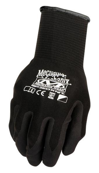 Mechanix S1DE-05 SpeedKnit Gloves, Black