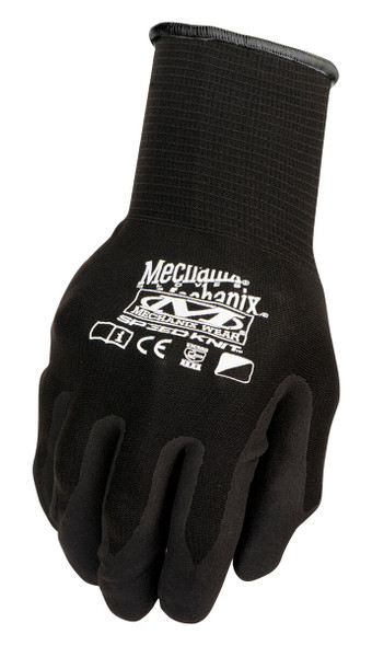 Mechanix S1DE-05 SpeedKnit Gloves, Black