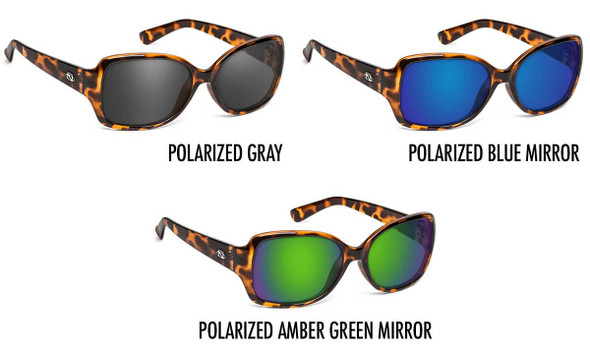 ONOS Breeze Polarized Bifocal Sunglasses - 3 Lens Color Options