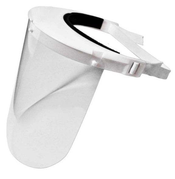 Pyramex S1000 Polycarbonate Medical Face Shield Kit