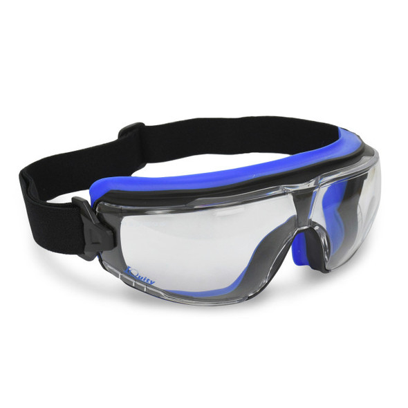 Radians LPX IQuity Goggle with Clear IQ Anti-Fog Lens - Right Side