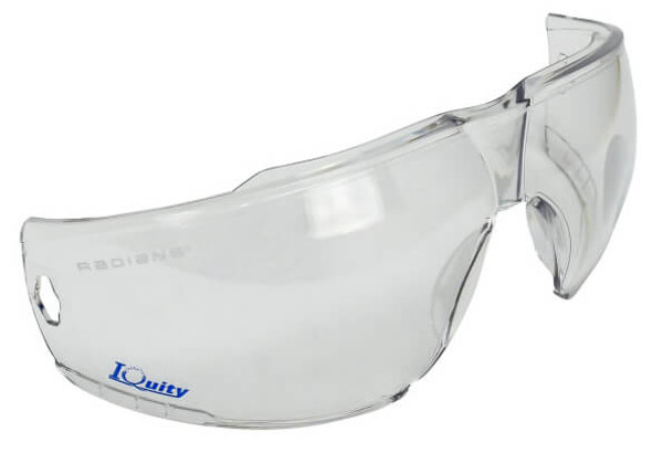 Radians LPX IQuity Clear IQ Anti-Fog Replacement Lens - Right View