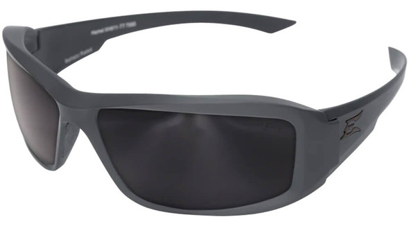 Edge Tactical Eyewear Hamel Safety Glasses with Gray Wolf Thin Temple and G-15 Vapor Shield Lens