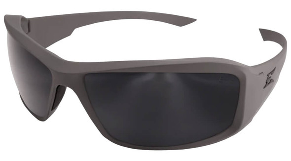 Edge Tactical Eyewear Hamel Safety Glasses with Mas Gray Thin Temple and G-15 Vapor Shield Lens