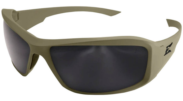 Edge Tactical Eyewear Hamel Safety Glasses with Ranger Green Thin Temple and G-15 Vapor Shield Lens