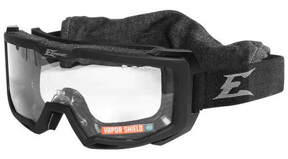 Edge Tactical Eyewear Blizzard Ballistic Goggle Kit with Clear and G-15 Vapor Shield Lenses - Clear