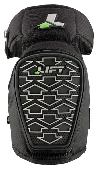 Lift Safety Pivotal-2 Knee Guard - Front View