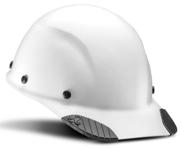 Lift Safety Dax Fiber Resin Cap Style Hard Hat - White