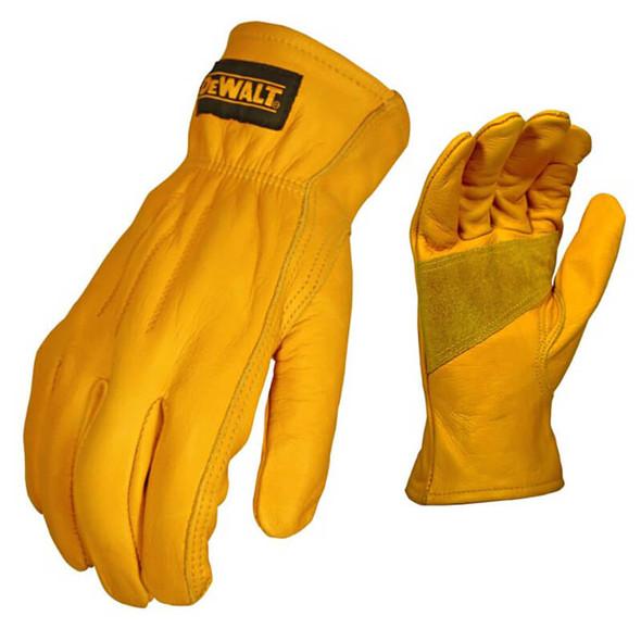 DeWalt DPG32 Premium Grade Leather Driver Gloves