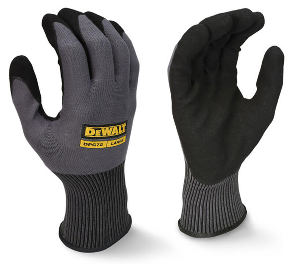 DeWalt DPG72 Flexible Durable Grip Work Gloves