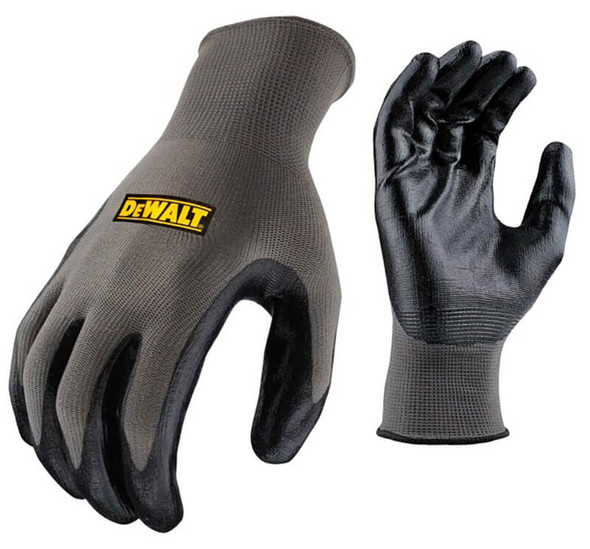 DeWalt DPG73 Ultradex Smooth Nitrile Grip Gloves