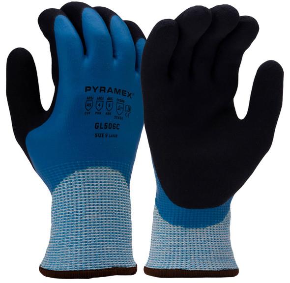 Pyramex GL506C Winter Cut Resistant Gloves
