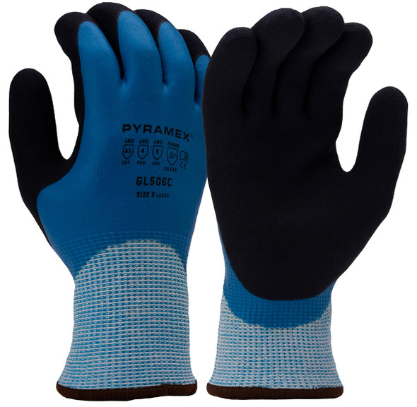 Pyramex GL506C Winter Cut Resistant Gloves