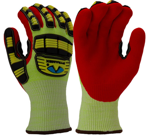 Pyramex GL612C Winter Cut-Resistant Gloves