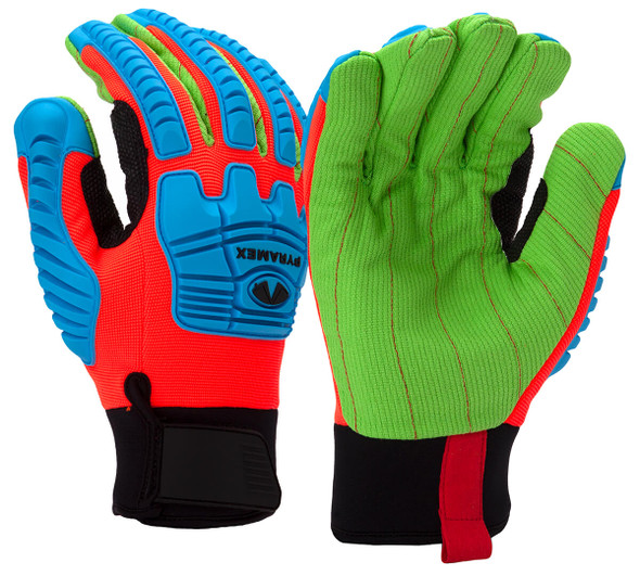 Pyramex GL804C Winter Water-Resistant Cut-Resistant Gloves