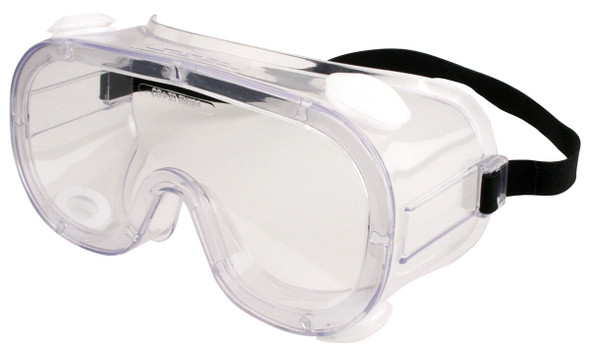 SGUSA Indirect-Vent Splash Goggles with Clear Anti-Fog Lens G910AF
