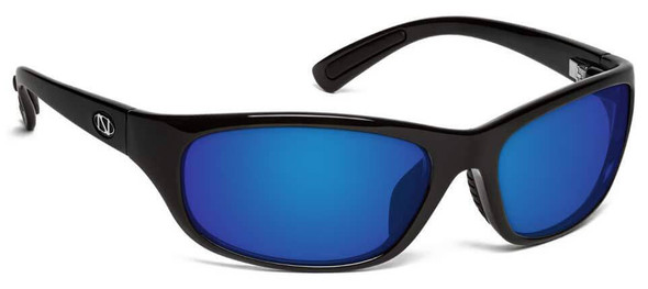 ONOS Carabelle Polarized Bifocal Sunglasses with Polarized Blue Mirror Lens