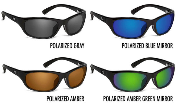 ONOS Carabelle Polarized Bifocal Sunglasses - 4 Lens Color Options