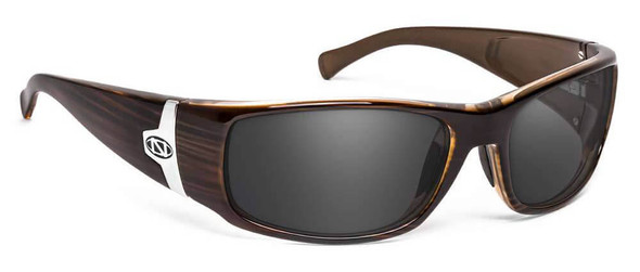 ONOS Ripia Polarized Bifocal Sunglasses with Gray Lens