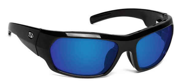ONOS Nolin 2 Polarized Bifocal Sunglasses with Blue Mirror Lens