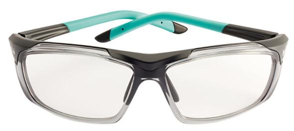 Bolle Harper Safety Glasses with Clear Blue-Blocker Lens PXFHARP208
