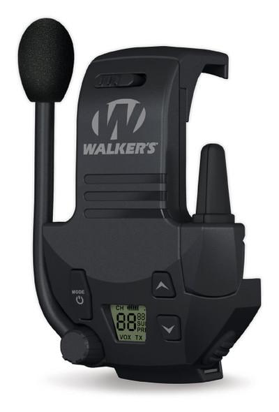 Walker's Razor Mounted Walkie Talkie