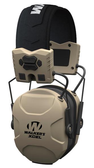Walker's XCEL Digital Electronic Earmuff