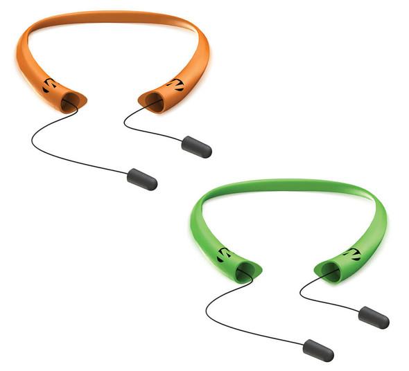 Walker's Retractable Earplug Bands