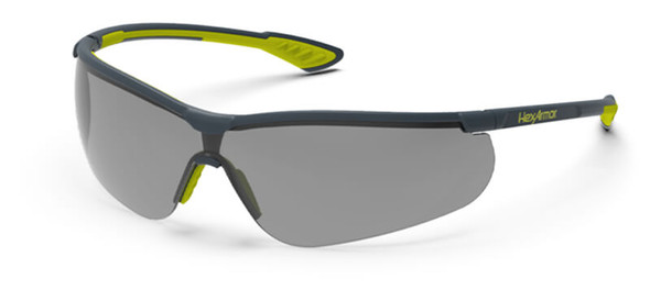 HexArmor VS250 Safety Glasses with Grey 23% TruShield S Anti-Fog Lens 11-15003-04