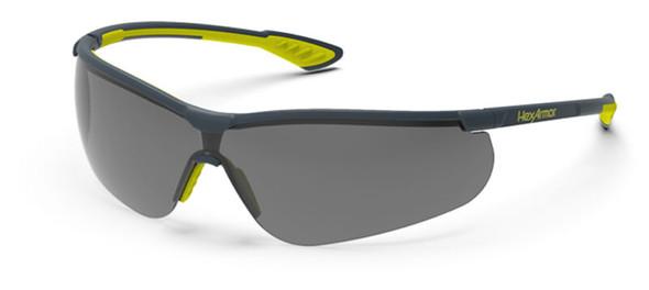 HexArmor VS250 Safety Glasses with Variomatic Dark TruShield Anti-Fog Lens 11-15008-08