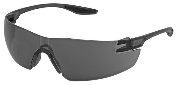 Bullhead Discus Safety Glasses with Smoke Lens BH2833