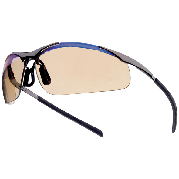Bolle Contour Metal Safety Glasses with ESP Lens 40051